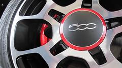 2012 FIAT 500 Prima Edizione -  16 inch wheel (6)