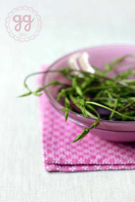 luertis (asparagi selvatici)