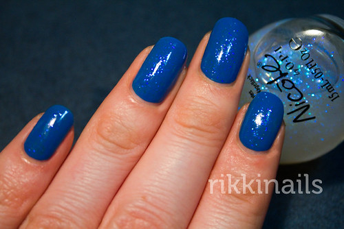 Nicole by OPI Top of my World 2