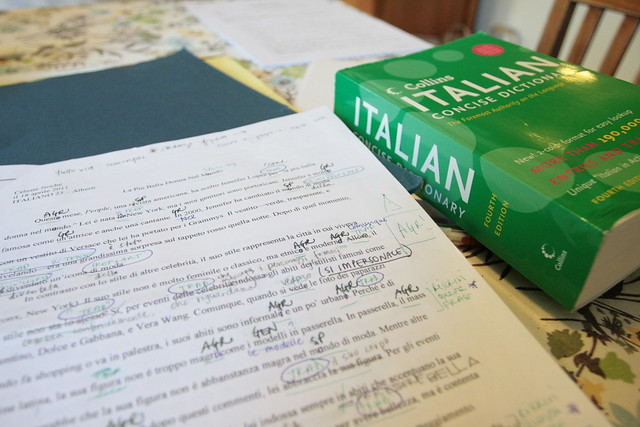italian essays