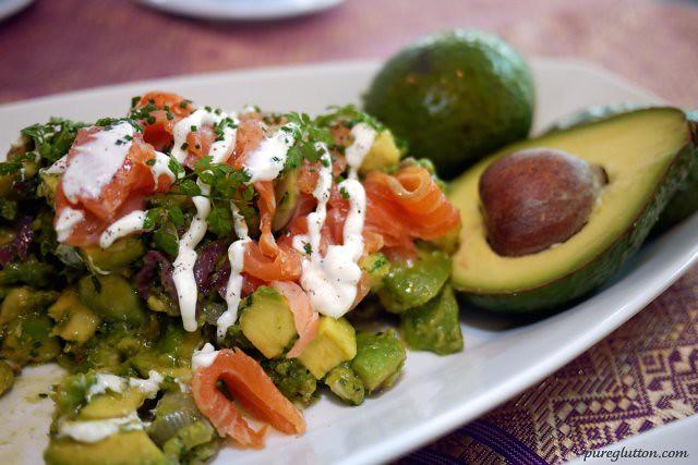 avo salad