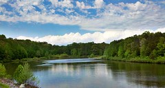 park sky panorama lake mobile virginia x trail smartphone... (Photo: QDT Photos on Flickr)