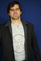 Secret Geek (Joachim S. Mller) Tags: portrait me geek suit joachim selbstportrait anzug nikonafs50mmf14g