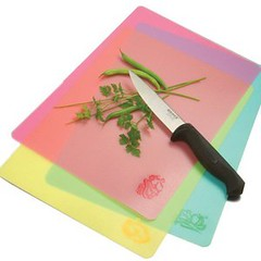 [Photo-flexible cutting mats]