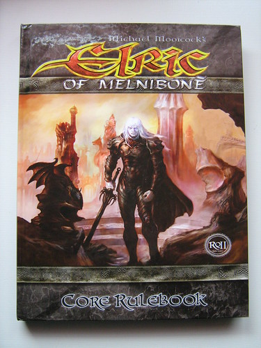 Elric of Melnibone: Core Rulebook