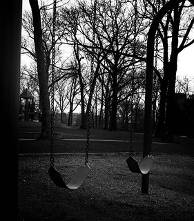 empty swings - explored