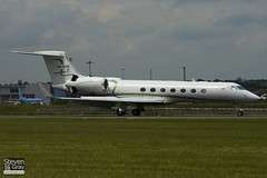 XA-CHA - 5182 - Private - Gulfstream G550 - Luton - 100609 - Steven Gray - IMG_3559