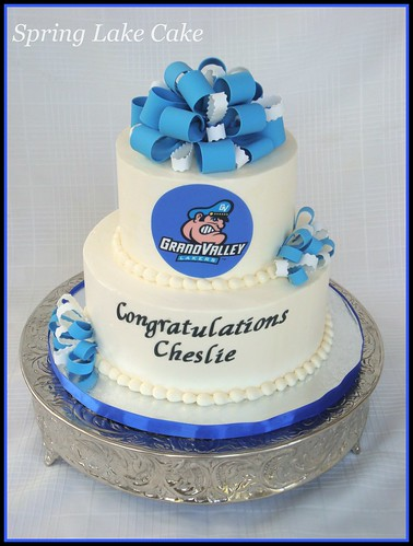 college graduation cakes. College graduation cake for a