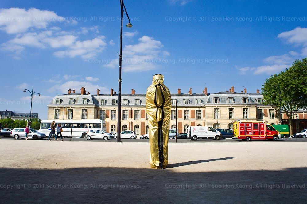 Mummy @ Versailles, France