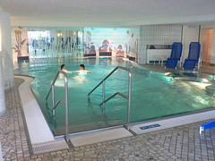 Hotel Weissen Rssl at St Wolfgang in Austria (heatheronhertravels) Tags: hotel austria wolfgangsee whitehorseinn lakewolfgang imweissenrssl