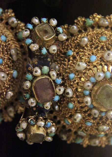 Detail - Clasp, Hungary, 16th century