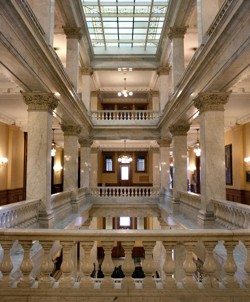 32. West Wing of the Ontario Legislature