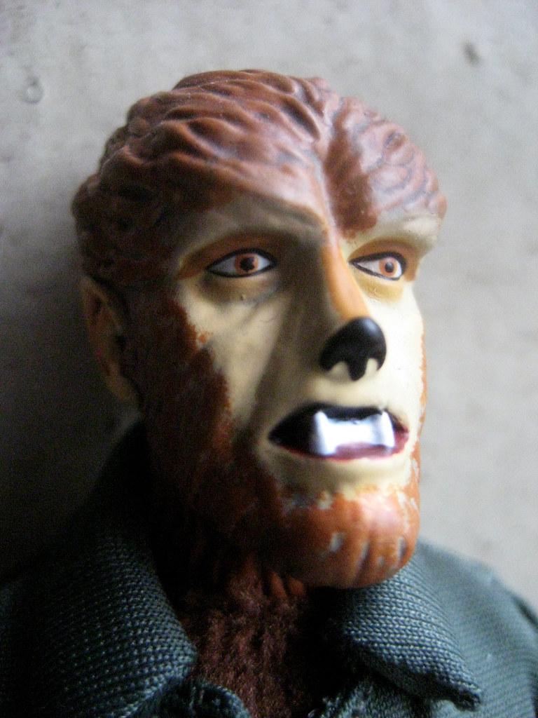 Wolf Man 8344