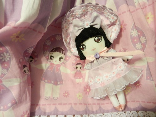 Next to Bunka Doll Skirt from Pink Macaroon