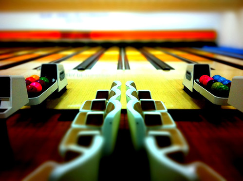 (125/365) Mini-bowling