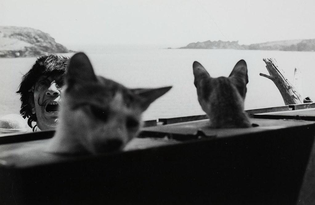 MONIQUE JACOT DALi, PORT UIGAT 1966