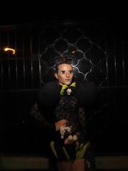 La mueca de las Tinieblitas (www.matiassauter.com) Tags: gay halloween lesbian costarica gente sanjose centroamerica nochedebrujas culturapop ladygaga barbochinche elbochinche popoculture