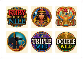 Ruby Of The Nile Slots Download Amp Play Slot Machine Game