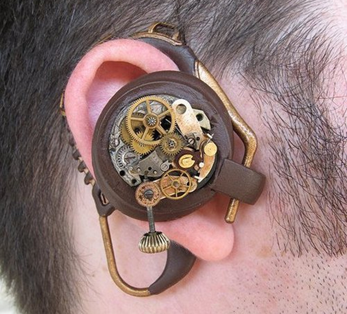 World's Most Unique Headphones