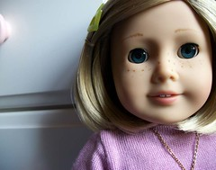 Kit (mimiville) Tags: girl doll american kit americangirl kittredge
