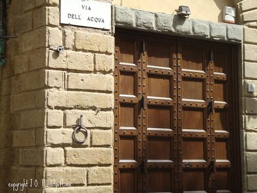Florence door 2