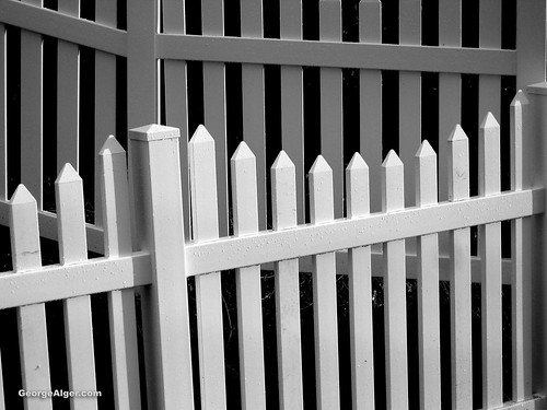 Wet Picket Fence