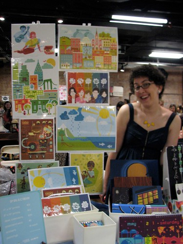 Dial M for Michele @ Bust Spring Craftacular 2011