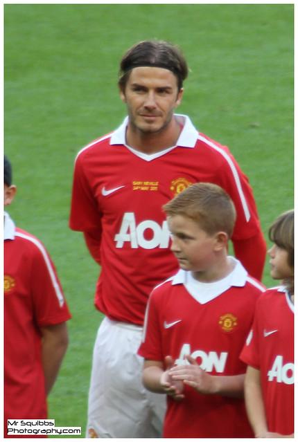 David Beckham 7 by Mr Squibbs
