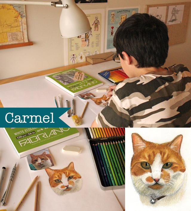 Carmel portrait