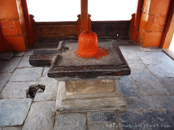 Bharmour Yoni and Lingam