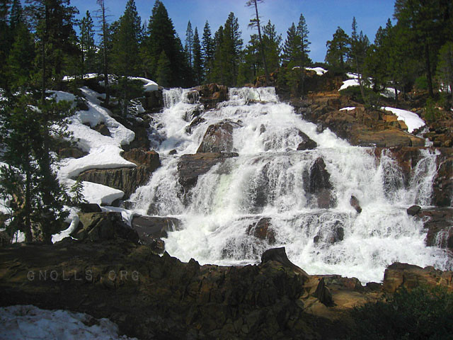 Glen Alpine Falls