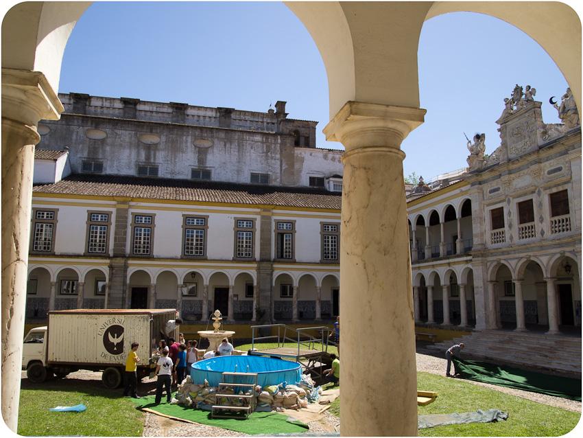 Université d'Évora