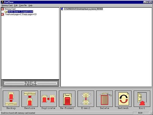 N64 Save File Converter