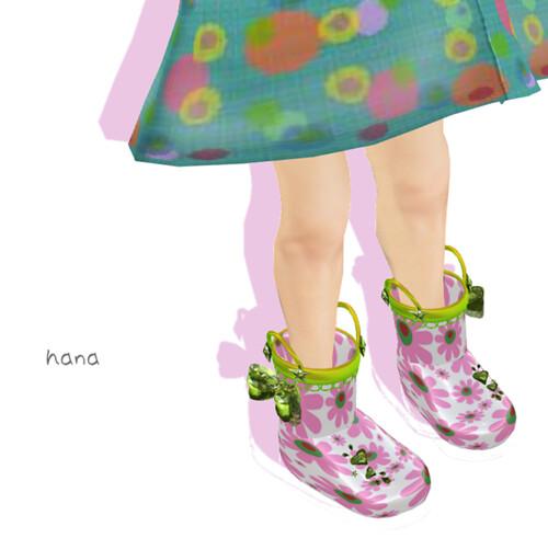 Ruru@Pino [RainBoots(Cree)]