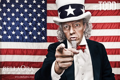Uncle Sam wants YOU! (Todd Keith) Tags: usa america liberty freedom sam you uncle flag unitedstatesofamerica political angry fourthofjuly americana statueofliberty gesture july4th pointing starsandstripes unclesam patrotic