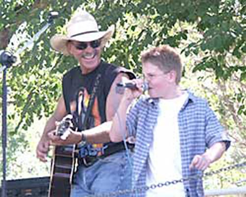 "Jacob Nelson John ""Pokey"" Spears Almond Festival"