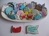Beach Theme Birthday Platter (Songbird Sweets) Tags: beach songbirdsweets