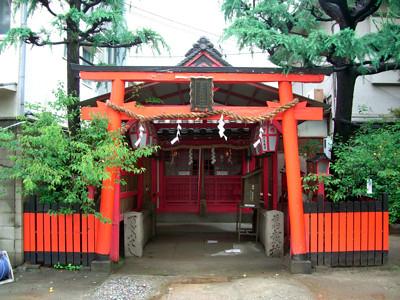 喜多埜稲荷神社