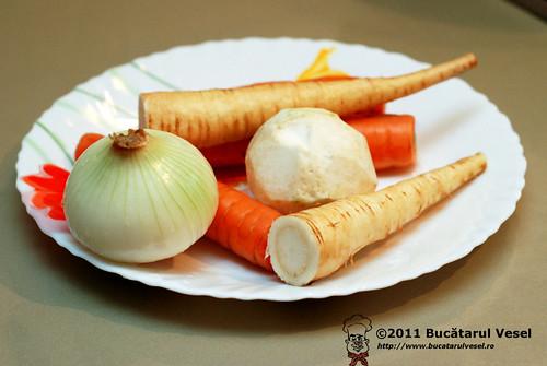 Orez cu legume 1