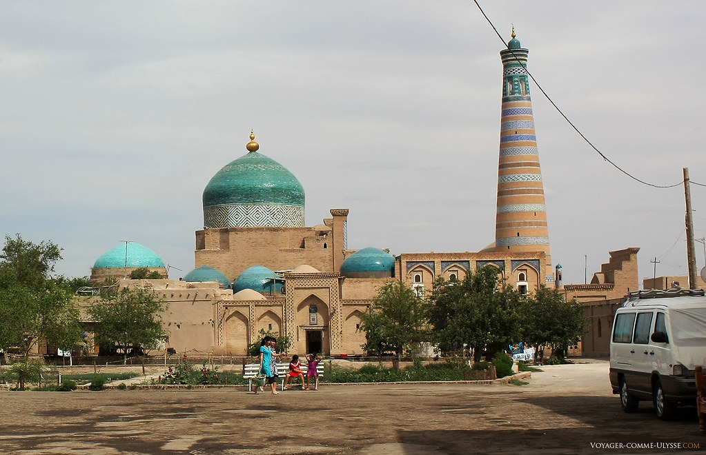 Islam Khodja - Khiva