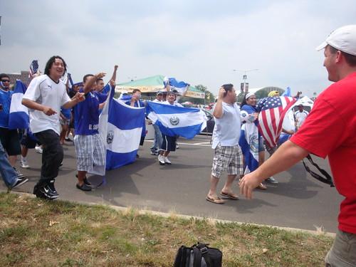 El Salvador parade 1