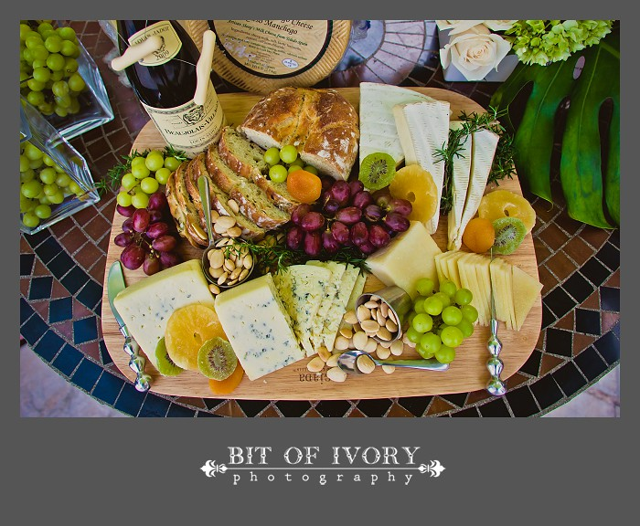 greek wedding cheeseboard