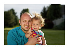 Daddys Girl 2 (L. Garcia Photography) Tags: portrait naturallight selftaught rochesterny ametuer canon7d