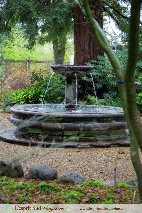 Spottswoode Estate - Fountain (St Helena, CA)