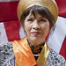 Immigrants Parade NYC 6_25_11 Vietnamese Woman