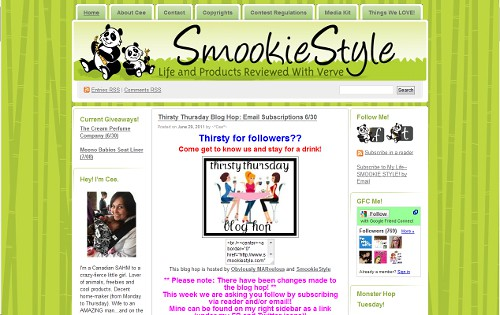 My Life -- SmookieStyle!