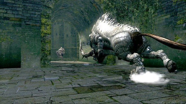Dark Souls - That's a big boar!