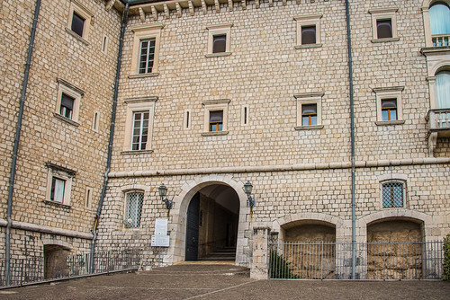 Monte Cassino - Abbey Exit
