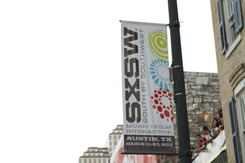 SXSW Banner