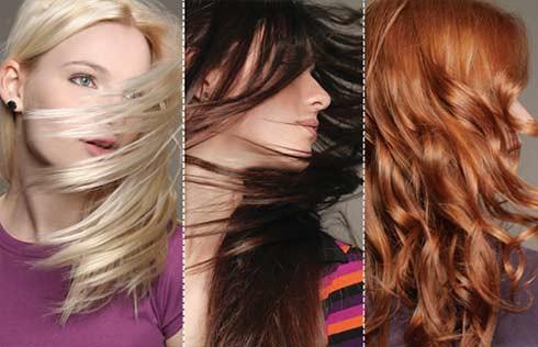 cores cabelos 2011